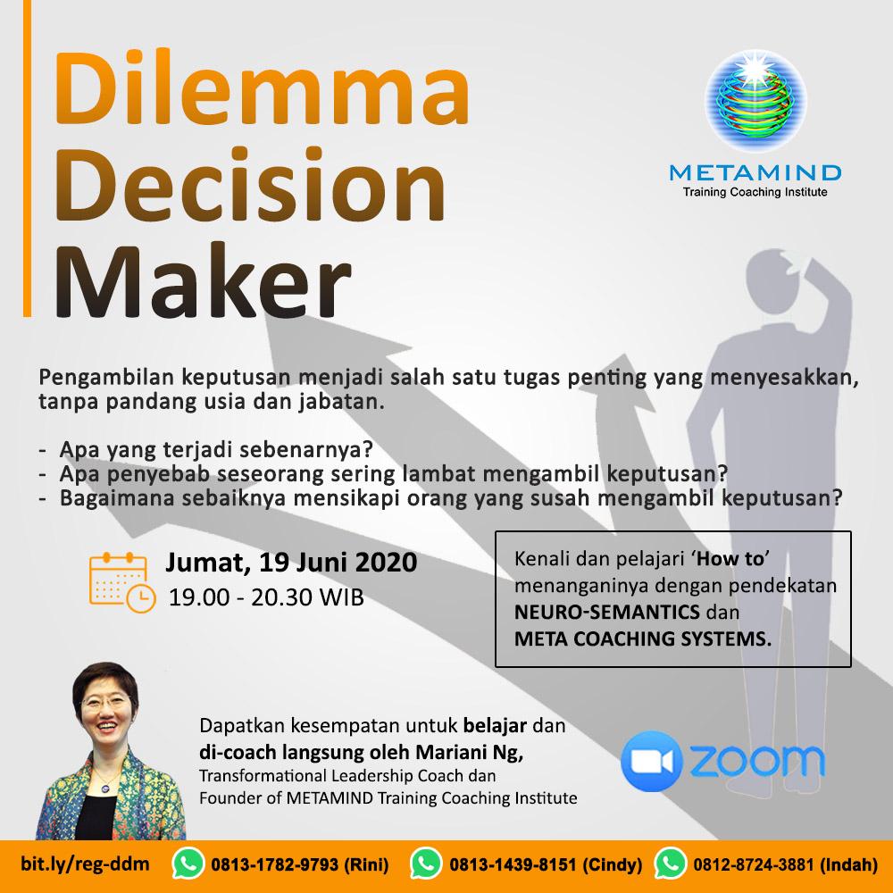 Dilemma Decision Maker