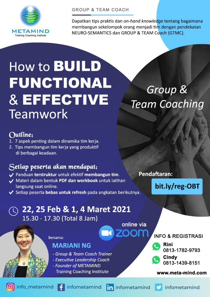 How to Build Functional & Effective Teamwork