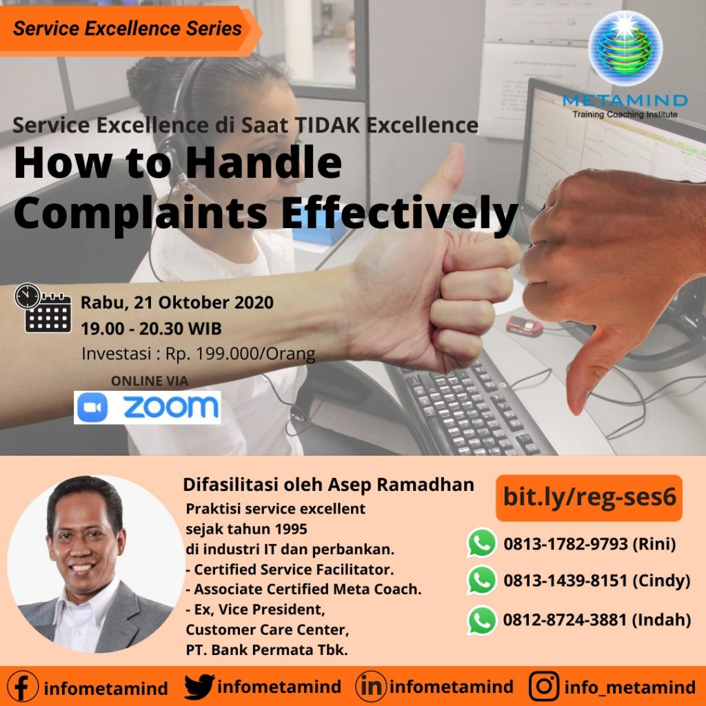 How to Handle Complaint