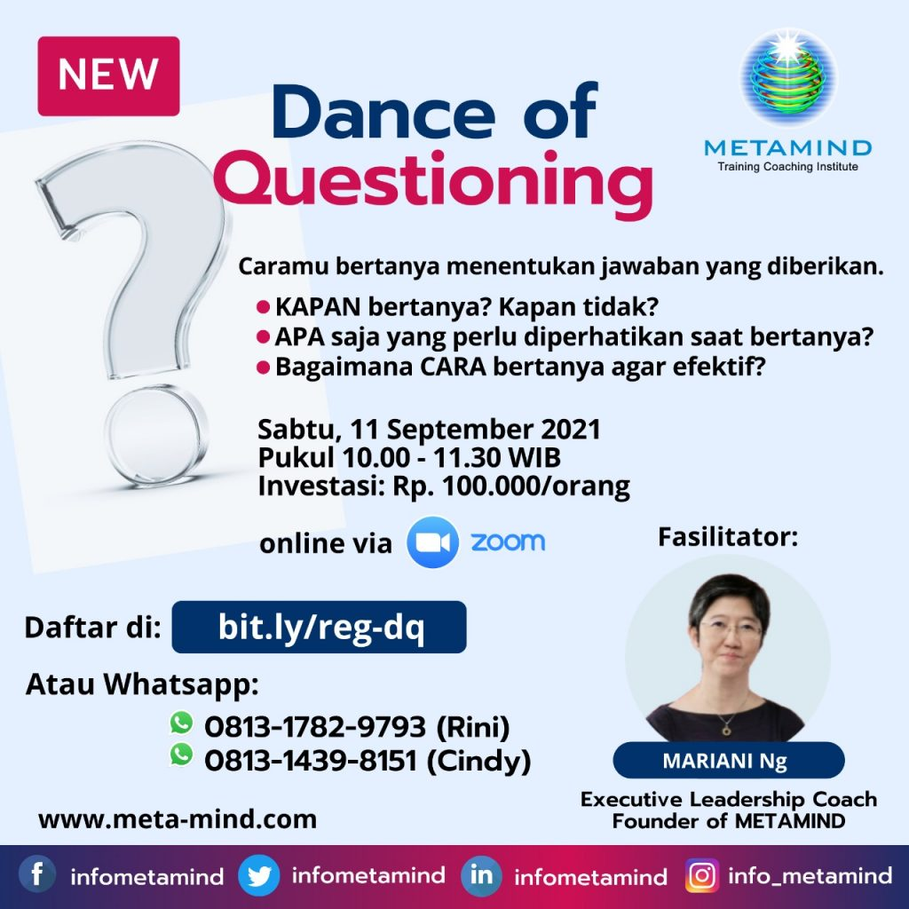 Dance of Questioning